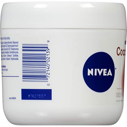 NIVEA Cocoa Butter Body Cream 15.5 Oz 4