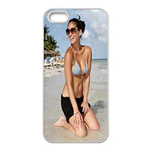 Custom Case Olivia Munn for iPhone 5, 5S X9Z8138564