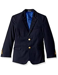 Nautica Boys Navy Blazer