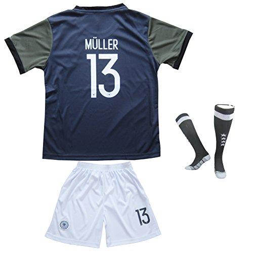 Germany Football Jersey - 9