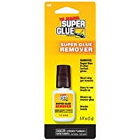 SUPER GLUE CORP/PACER TECH SGR Glue Remover Gel, 5g by Super Glue