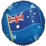Great Aussie Food Australian Flag Round