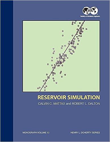 Reservoir Simulation