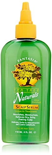 Dry Scalp Relief - Fantasia Naturals Scalp Serum, 4 Ounce