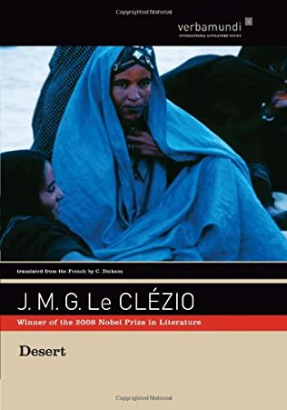 book cover of Desert