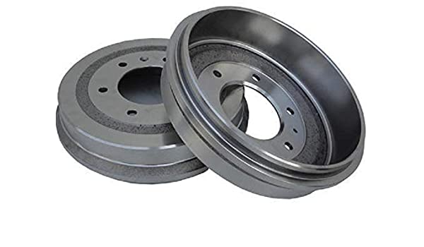 Front Premium Quiet technology Brake Drums 80104 Fits Vibe Matrix