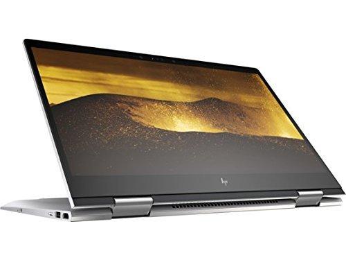 Hp Envy X360 2-In-1 15.6 Inch FHD IPS Flagship Laptop Intel Quad-Core i7-8550U | 12G DDR4 | 256G SSD + 1T HDD | Backlit Keyboard | Windows 10