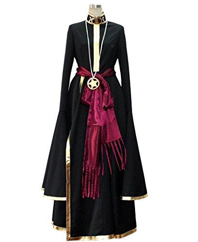 [Cosplaygalaxy Saint Seiya The Lost Canvas Myth of Hades Aaron Cosplay Costume] (Hades Child Costume)