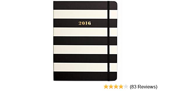 Amazon.com : kate spade new york Large 17 Month Covered ...