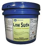 Low Suds Laundry Detergent Powder