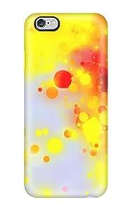 HuVuRtu3644YzcDm Case Cover Glittery Paint Splatter Iphone 6 Plus Protective Case
