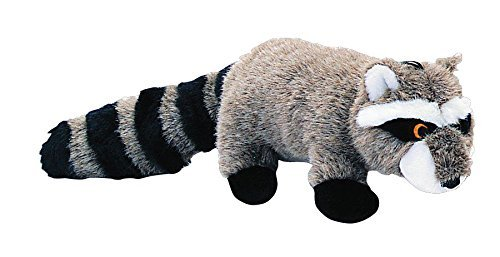 Pet Lou RAC-23 Colossal Dog Chew Toy, 23-Inch Raccoon