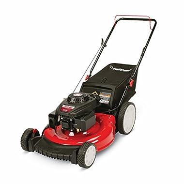 Troy-Bilt TB120 159cc Powermore 21-Inch 3-in-1 High Wheel Push Lawn Mower