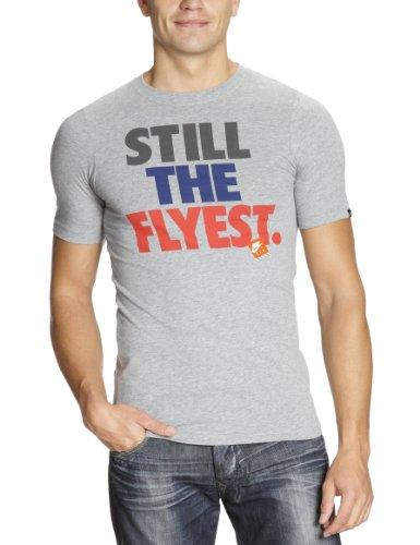 T Homme Gris EMEA Flyest Still Gris The Shirt pour Nike yOqUI6R