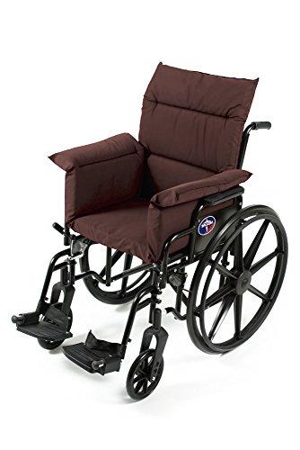 CareActive Total Chair Cushion, Brown