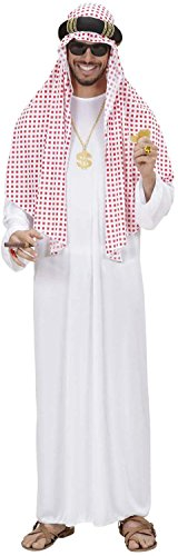 Sheik Fancy Dress (Arab Sheik Novelty Hats Caps & Headwear For Fancy Dress Costumes Accessory)