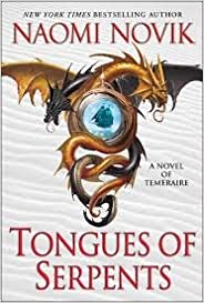 Tongues of Serpents Delivery (Temeraire)