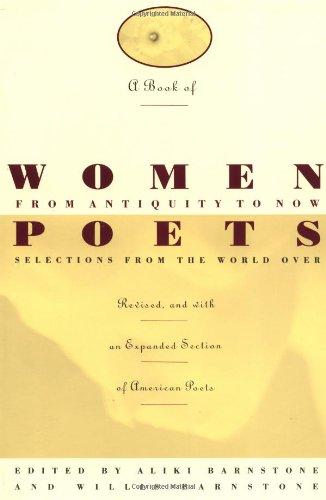 Book Of Women Poets