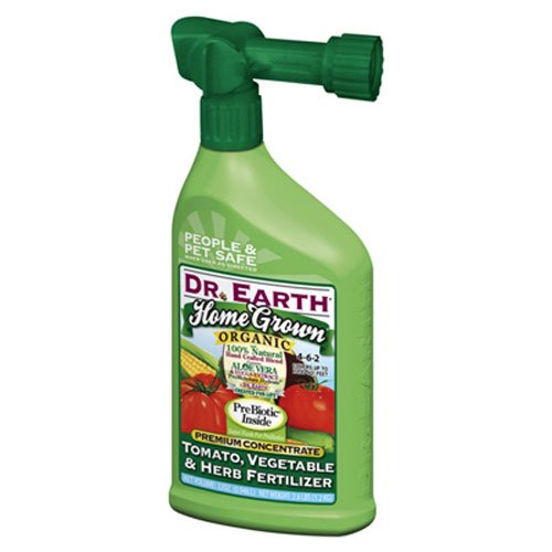 Dr. Earth Home Grown Tomato Vegetable & Herb Ready To Spray Fertilizer, 32 oz hot sale