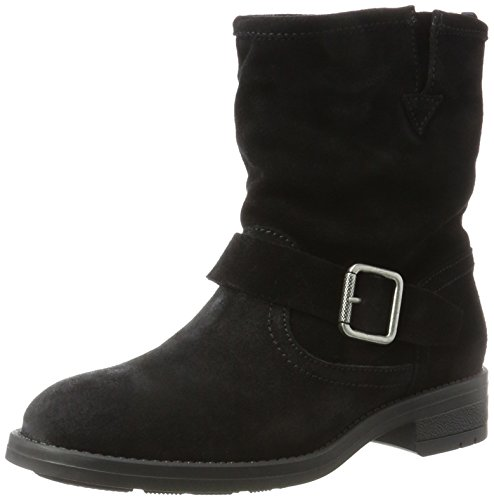 Black Slouch 1b A1385line Jeans Mujer para Negro Tommy Botas qw18qI