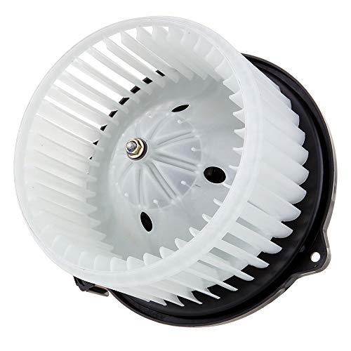 SCITOO ABS Plastic Heater Blower Motor w/Fan HVAC Resistors Blowers Motors fit for 2005-2010 Honda Odyssey /2005-2009 Subaru Legacy /2005-2009 Subaru Outback /2004-2005 Toyota RAV4 Front (Rav4 Blower Resistor)