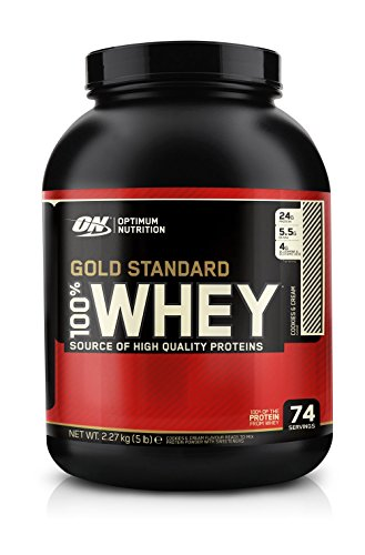 Optimum Nutrition 100% Whey Gold