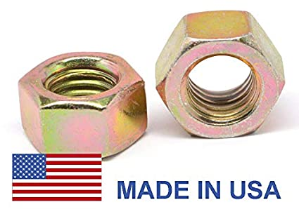 9 16quot 18 Fine Thread Grade Finished Hex Nut L9