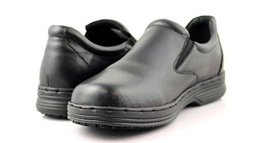 Mens Slip Slip Nurse Resistant Slip Server Laforst Leather Non On Flat Scott Waiter xXqwzwtd