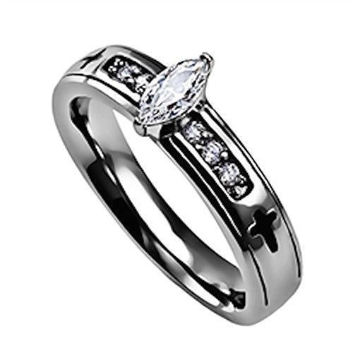 Regent Marquise Ring
