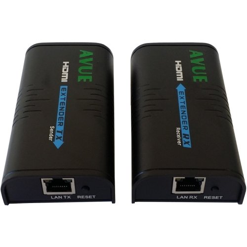 Avue Hdmi Extender . Hdmi. Ec300 . 393.70 Ft Range . 2 X Network (Rj. 45) . 1 X Hdmi In ''Product Type: Network & Communication/Video Consoles/Extenders''