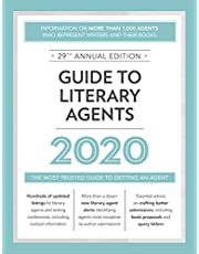 Guide to Literary Agents 2020: The Most Trusted Guide to Getting Published (2020)