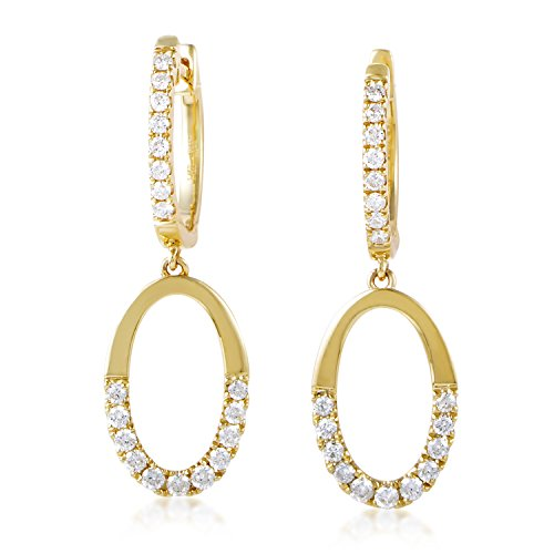 Women's 14K Yellow Gold Partial Diamond  - Partial Pave Shopping Results