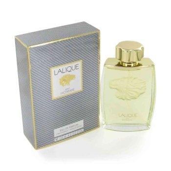 Free Perfume Testers (LALIQUE by Lalique Eau De Parfum Spray (Lion) 4.2 oz for Men)