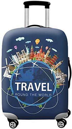 WUJIAONIAO Luggage Suitcase Protector Washable product image