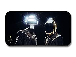 AMAF ? Accessories Daft Punk Shining Helmets Outfit case for iPhone 4 4S