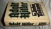Adolf Hitler, Volumes I & II av John Toland
