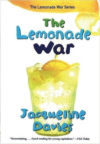 Image result for the lemonade war