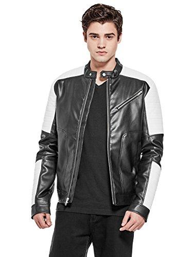 Guess Cotton Moto Jacket - 5