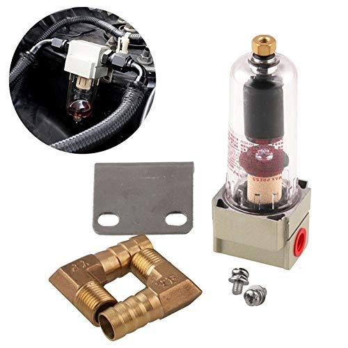 Accesorios de motor de automóvil Separador de aceite del motor de ...