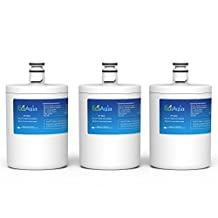 EcoAqua 6005A-3PK Replacement for LG 5231JA2002A, Pack of 3