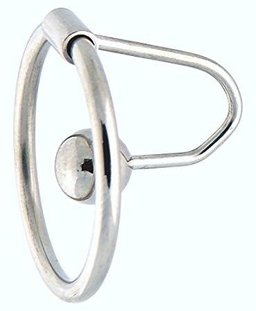 Glans penis rings sperm stoppers
