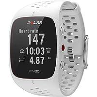 Relógio com GPS e Pulso para Corrida, Polar, Relógio para Esportes com GPS, Branco, Único
