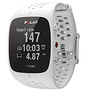 Polar M430 GPS Running Sports Watch Activity Tracker + Wrist Based Heart Rate - Wh