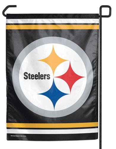 NFL Pittsburgh Steelers WCR08381013 Garden Flag, 11