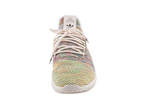 Scarpe da Green Purple Res Hi adidas coral Fitness HU PW Tennis chalk Uomo wqpxz6ItP