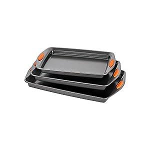 Rachael Ray Oven Lovin' Non-Stick 5-Piece Bakeware Set 41O7o6YkCbL