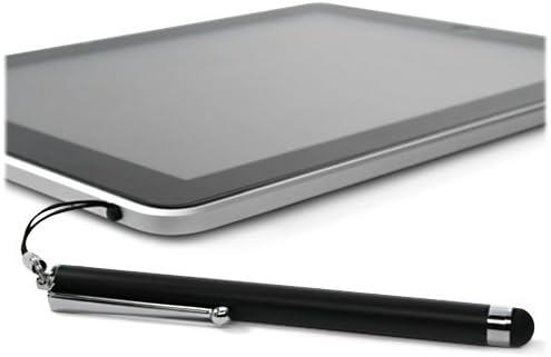 Capacitive Stylus Dell Chromebook 11 BoxWave 3-Pack Stylus Pen Multi Pack for Dell Chromebook 11 2015 Stylus Pen 2015 - Jet Black