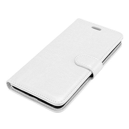 Funda Nokia 6, Ecoway [3 ranuras para tarjetas] Serie retro Cuero de la Scrub PU Leather Cubierta, Función de Soporte Billetera con Tapa para Tarjetas Soporte para Teléfono para Nokia 6- A-1 A-2