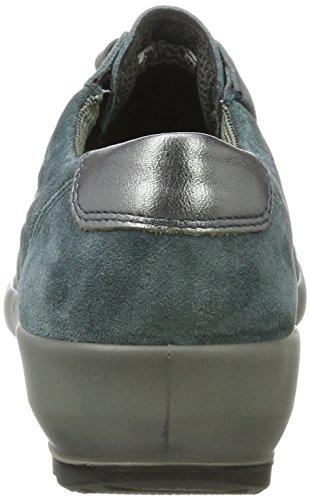 Damen Legero Petrol Olbia Blau Sneaker SXXzZx