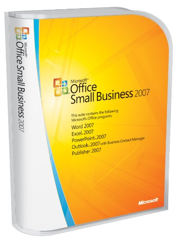 Microsoft Office Small Business 2007 FULL VERSION [Old Ve...